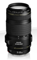Объектив Canon EF 70-300mm f/4-5.6 IS USM (0345B006)