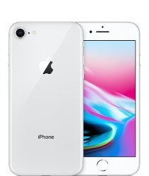 Смартфон Apple iPhone 8 64 GB Silver