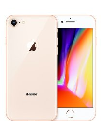 Смартфон Apple iPhone 8 256 GB Gold