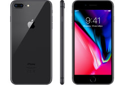 Смартфон Apple iPhone 8 Plus 256 GB Gray
